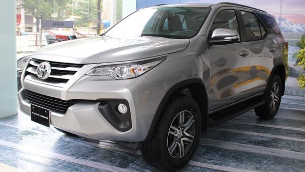 Toyota Fortuner 2.4G MT 4x2 2019