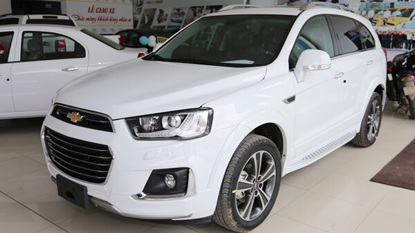 Chevrolet Captiva LTZ 2.4 AT 2018
