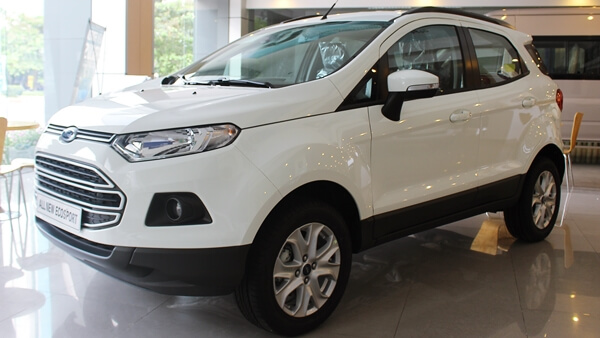 Ford EcoSport Trend 1.5 MT 2017