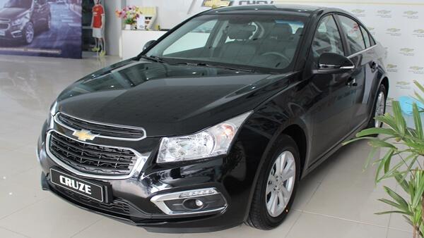 Chevrolet Cruze LT 1.6 MT 2018