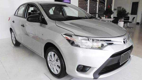 Toyota Vios 1.3 J MT 2017
