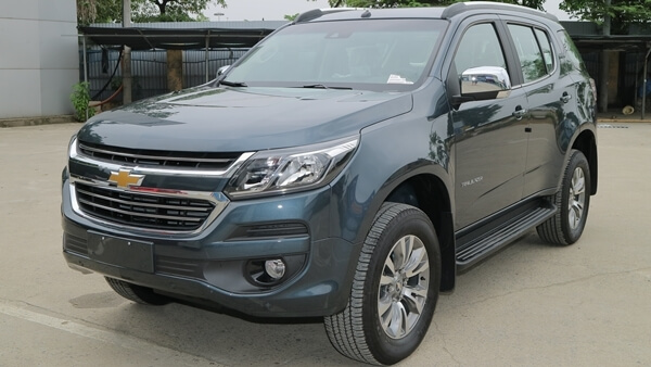 Chevrolet Trailblazer LTZ 2.5 AT 4x4 2019