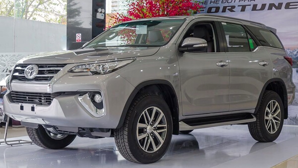 Toyota Fortuner 2.7V AT 4x4 2018