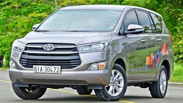 Toyota Innova 2.0G AT 2019