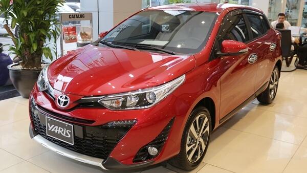 Toyota Yaris 1.5G CVT 2019