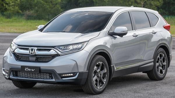 Honda CR-V 1.5L CVT 2019