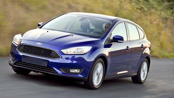 Ford Focus Sport 1.5 AT 5 cửa 2019