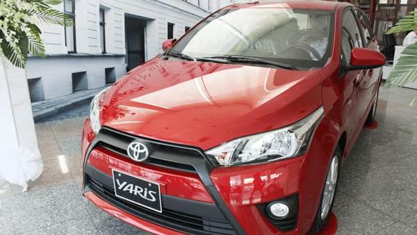 Toyota Yaris 1.5E CVT 2018