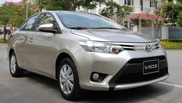Toyota Vios 1.5 E CVT 2019
