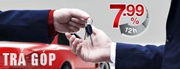 Khuyến mại xe ô tô