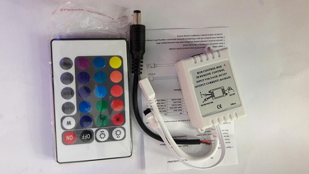 Mạch điều khiển 6a (dùng cho 1 cuộn led dây)