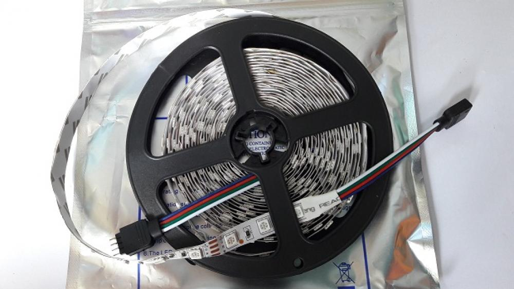 Led dây 5050 RGP có phủ keo