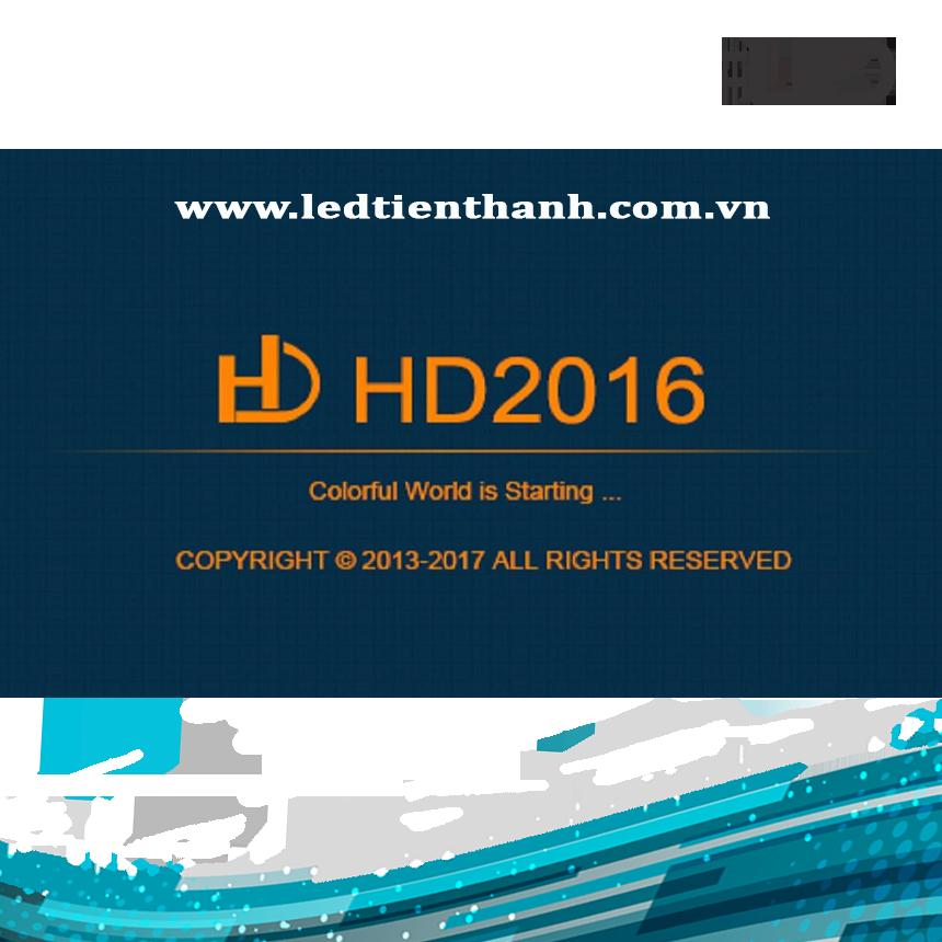 Led HD 2016