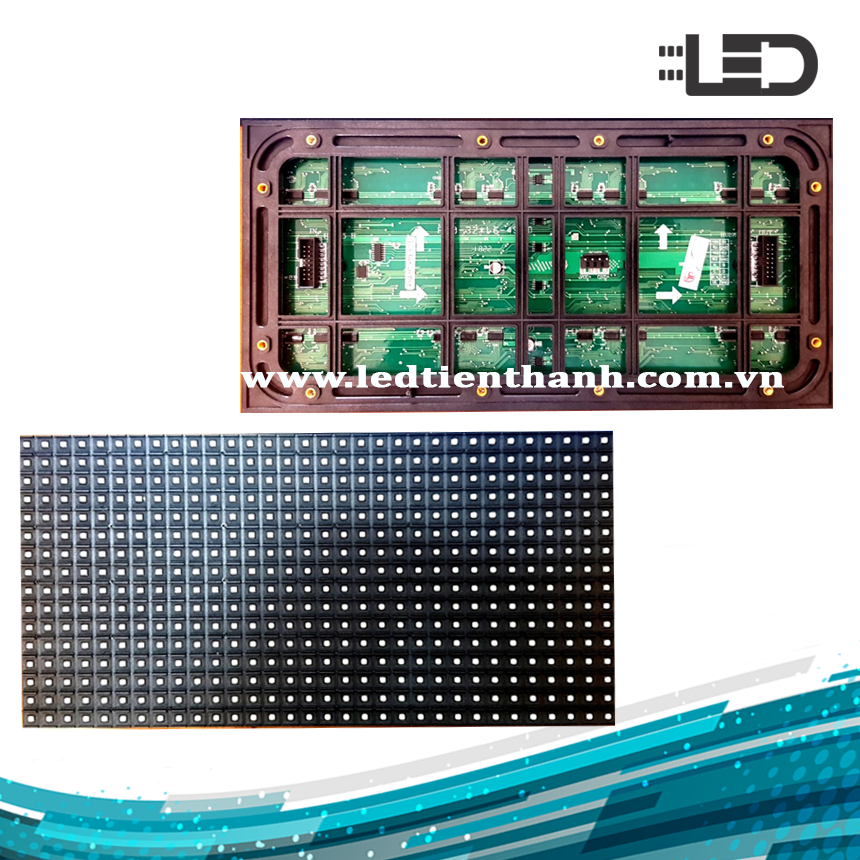 Module P10 Full colour (Outdoor)