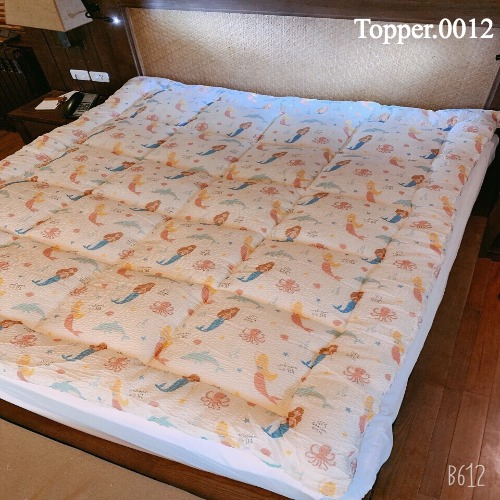 Tấm Topper trải giường - Topper.0012