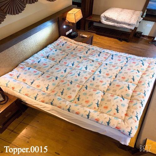 Tấm Topper trải giường - Topper.0015