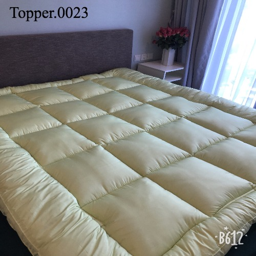 Tấm Topper trải giường - Topper.0023
