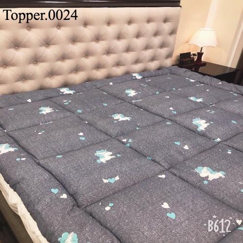Tấm Topper trải giường - Topper.0024