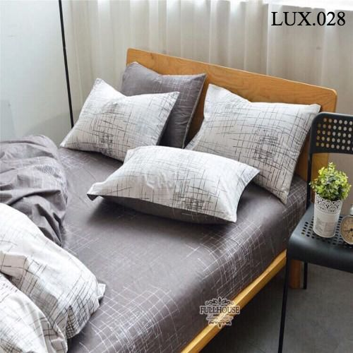Bộ vỏ chăn ga gối Luxury - LUX.028