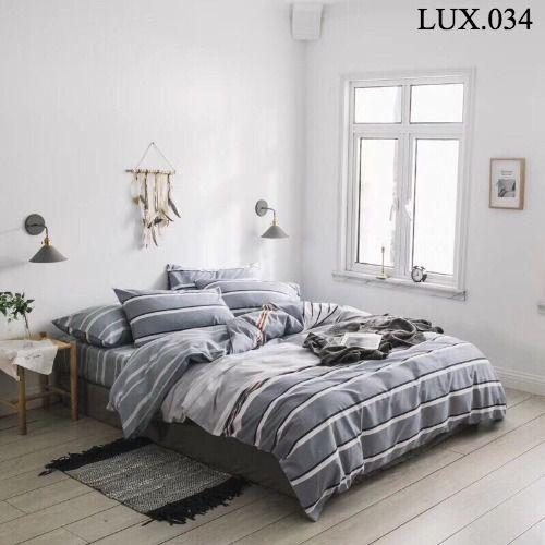 Bộ vỏ chăn ga gối Luxury - LUX.034