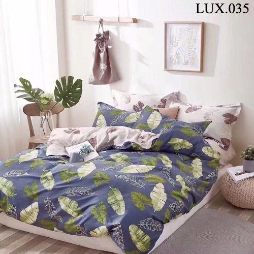 Bộ vỏ chăn ga gối Luxury - LUX.035
