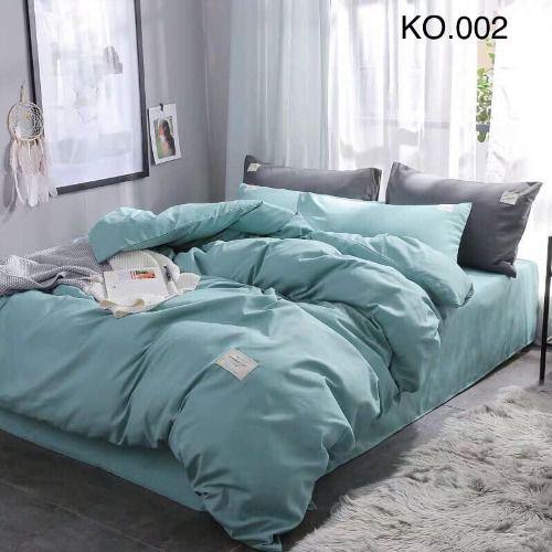 Bộ vỏ chăn ga gối Standard Hàn - KO.002