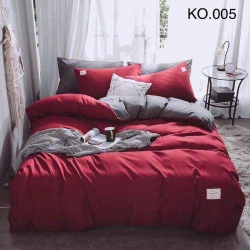 Bộ vỏ chăn ga gối Standard Hàn - KO.005