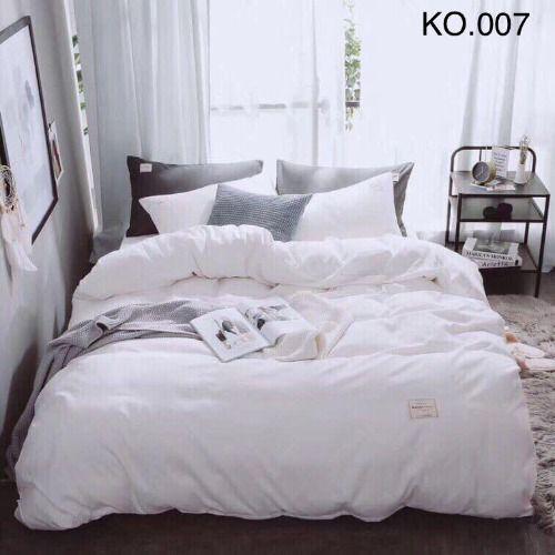 Bộ vỏ chăn ga gối Standard Hàn - KO.007
