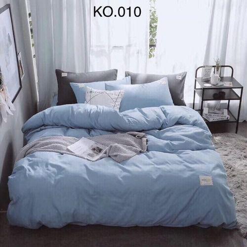 Bộ vỏ chăn ga gối Standard Hàn - KO.010