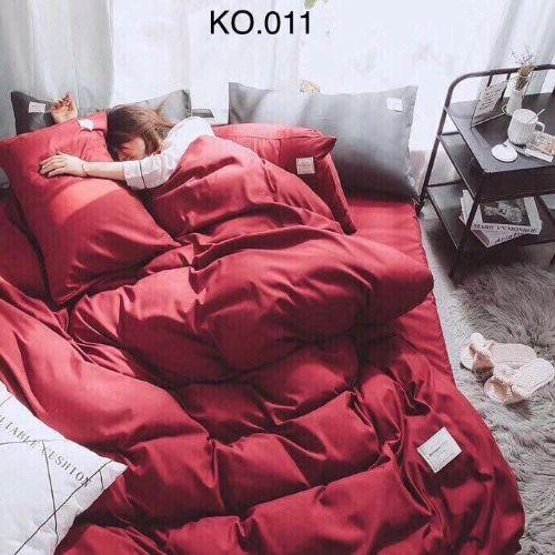 Bộ vỏ chăn ga gối Standard Hàn - KO.011