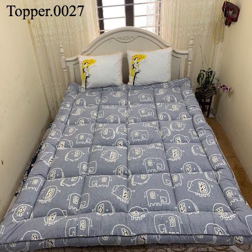 Tấm Topper trải giường - Topper.0027