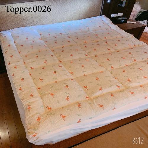 Tấm Topper trải giường - Topper.0026