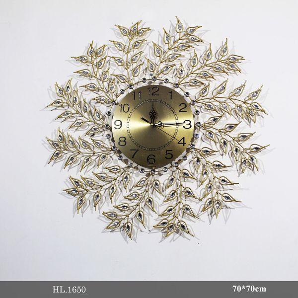 Đồng hồ treo tường trang trí - HL.1650