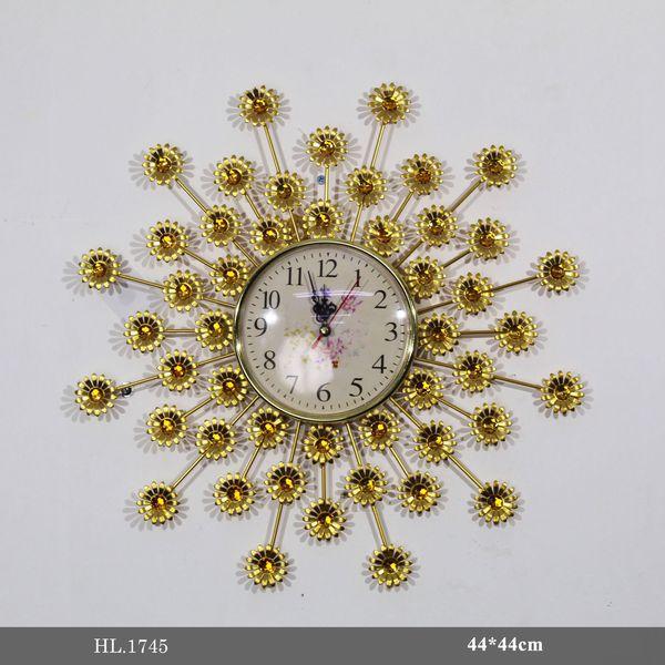 Đồng hồ treo tường trang trí - HL.1745
