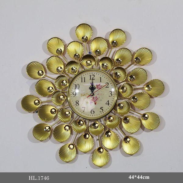 Đồng hồ treo tường trang trí - HL.1746
