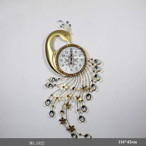 Đồng hồ treo tường trang trí - HL.1822