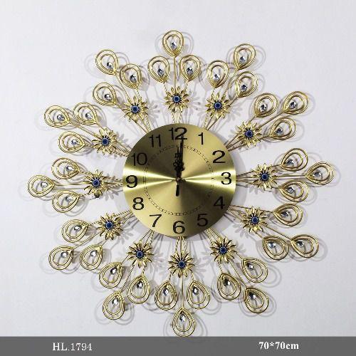 Đồng hồ treo tường trang trí - HL1794