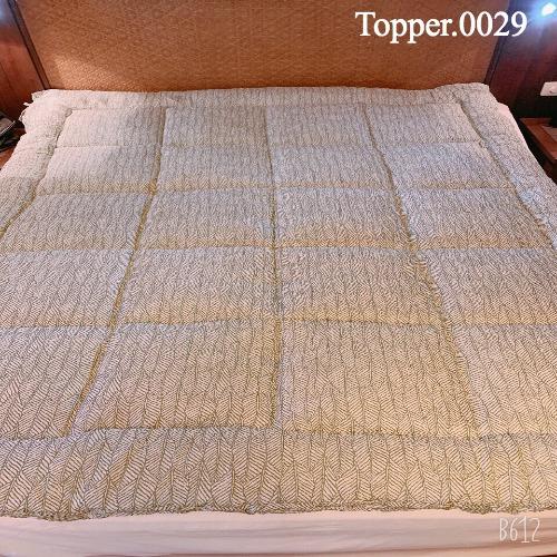 Tấm Topper trải giường - Topper.0029