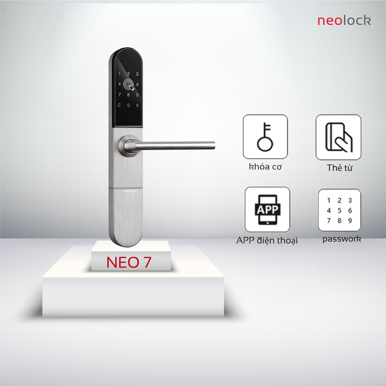 Khóa điện tử Neo7