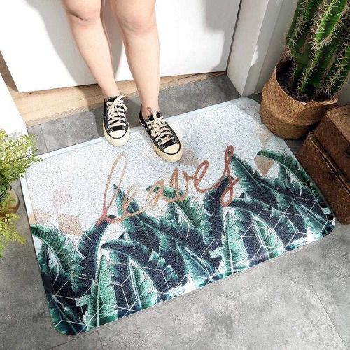 Thảm nhựa thông minh Leaf