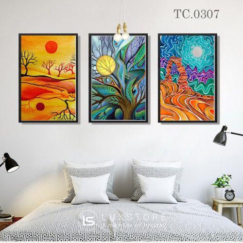 Tranh Nghệ Thuật TC.0307