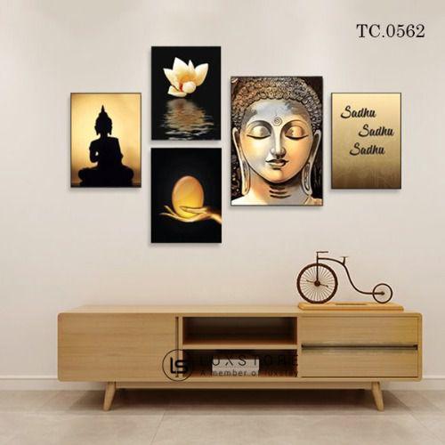 Tranh Đức Phật Tịnh Tâm TC.0562