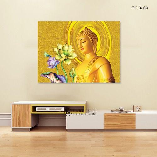 Tranh Hào Quang Đức Phật TC.0569