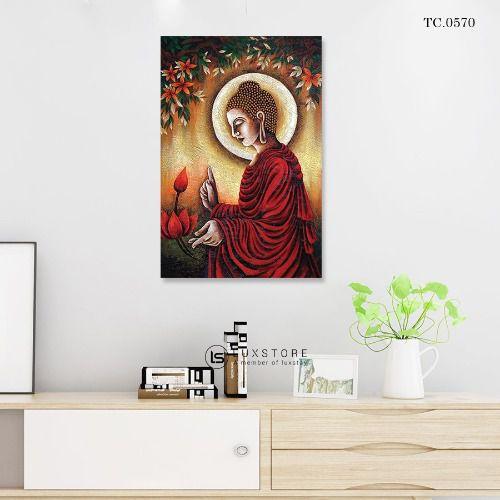 Tranh Đức Phật Từ Bi TC.0570