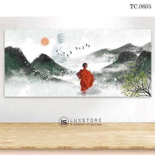 Tranh Đức Phật TC.0605