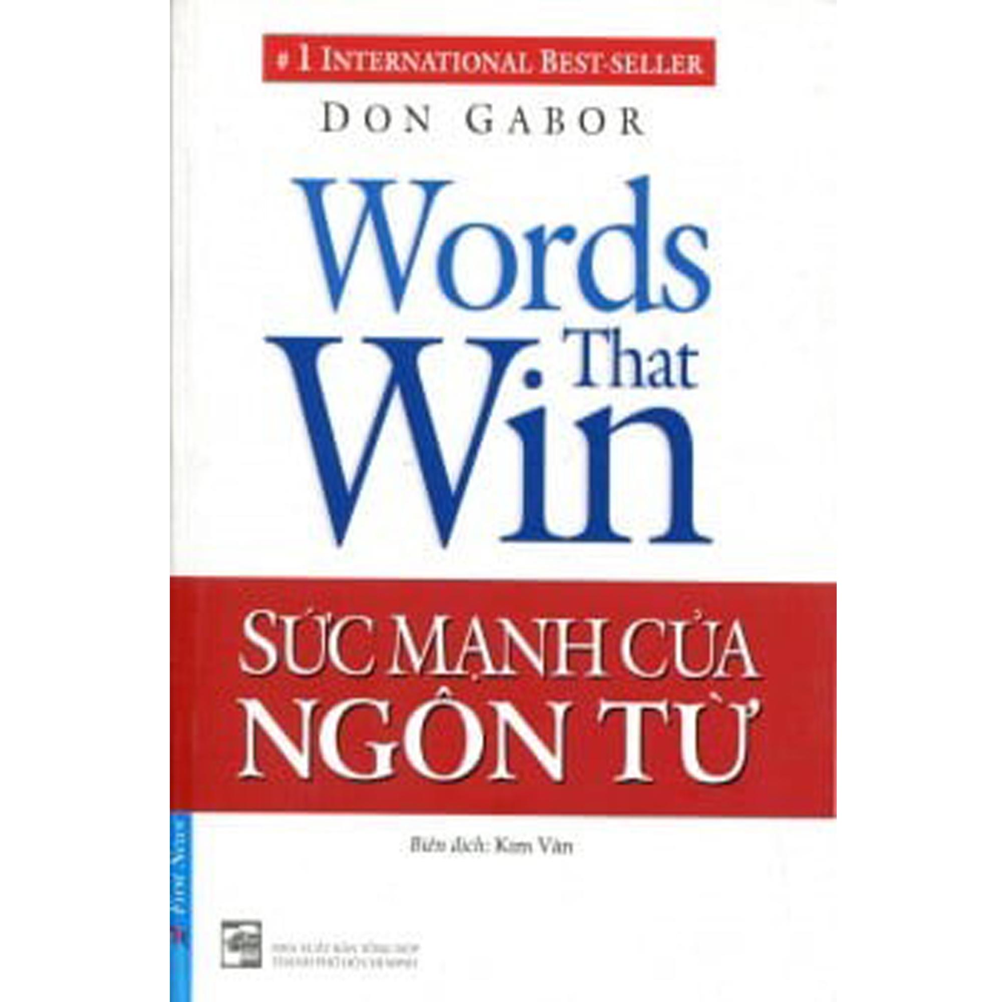 Sức mạnh của ngôn từ ( Tái bản 2016)
