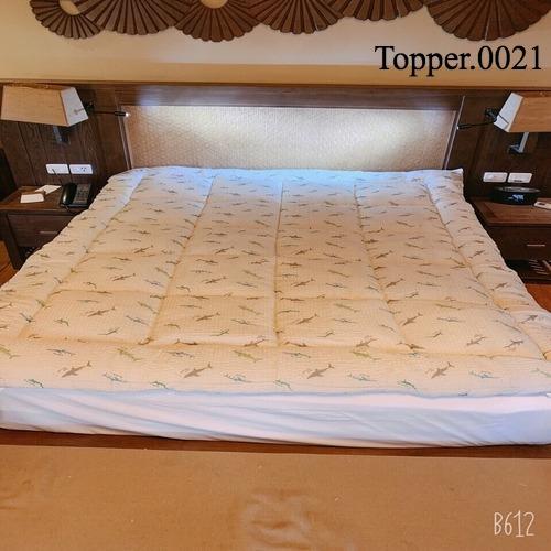 Tấm Topper trải giường - Topper.0021