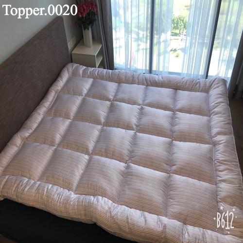 Tấm Topper trải giường - Topper.0020