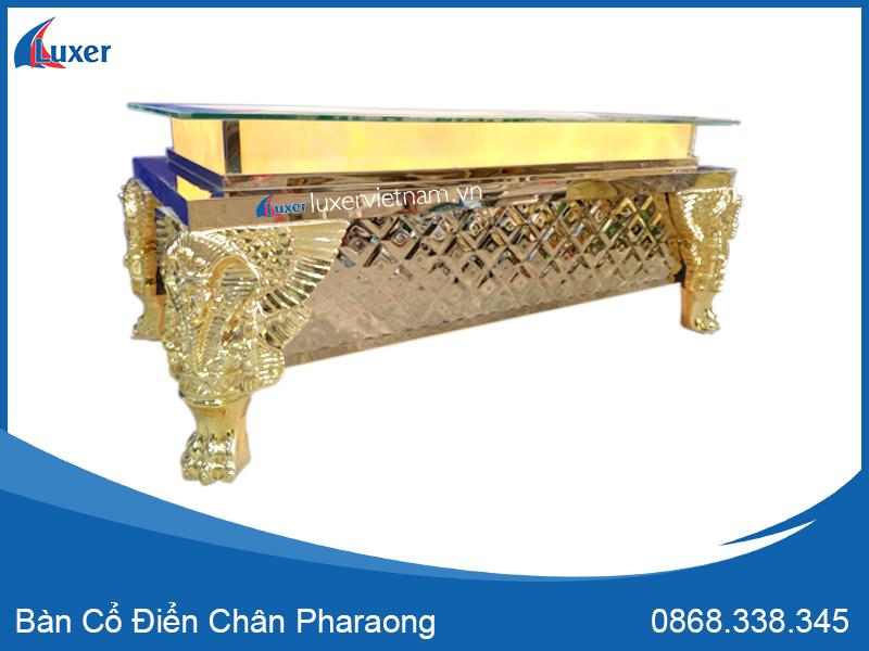 Cổ Điển Chân Pharaong Luxer