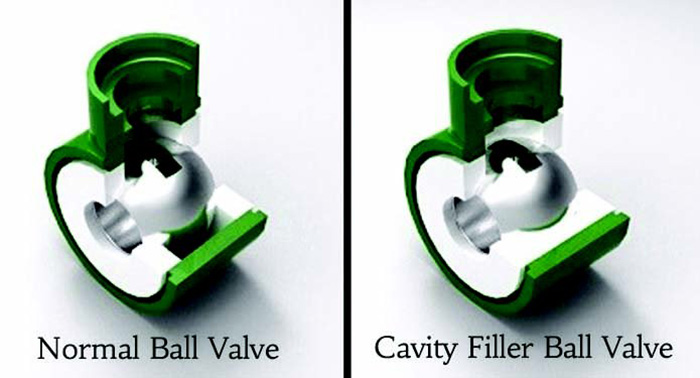 Van bi cavity Filler